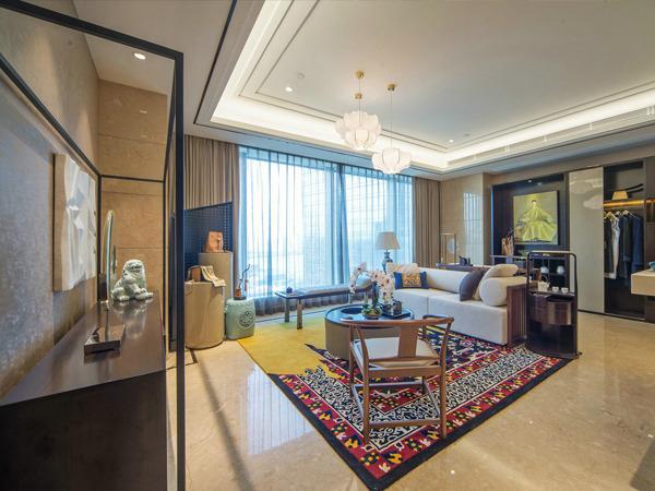 新中式風格家裝XZS01