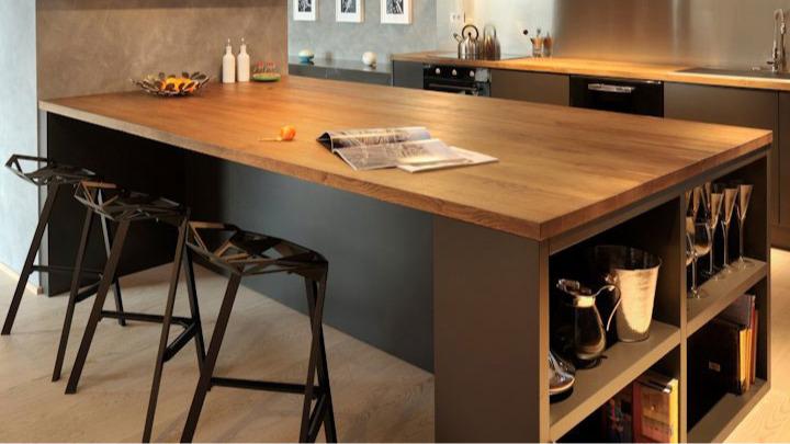 北歐風格餐桌CZ01